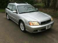 03 Subaru wagon 2.5litre 4 cyc automatic