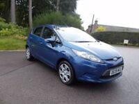 2009 09 FORD FIESTA 1.25 STYLE + 5 DOOR CALL 07908275624