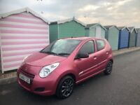 Suzuki Alto SZ4 Pink. One lady driver from new. In overall lovely condition. Runs well, reliable.