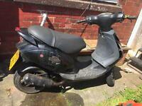 Piaggio zip 50cc £100 IF GONE TODAY