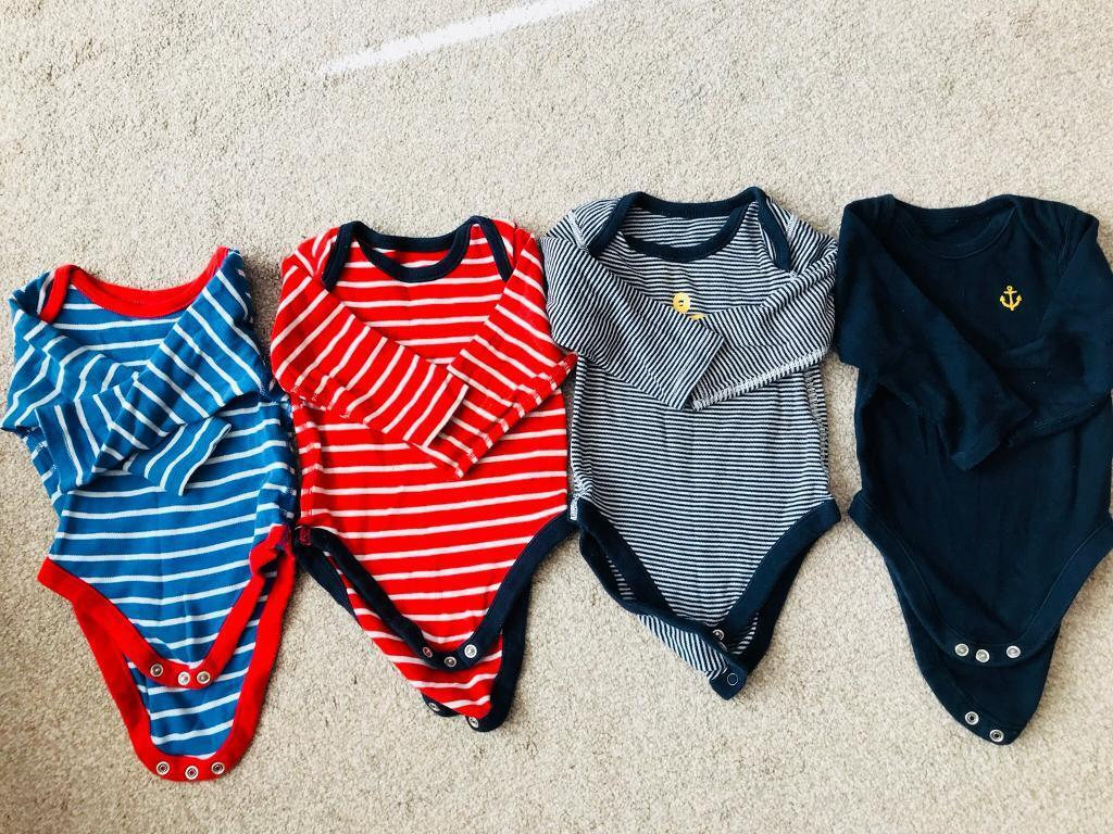 2accdd3d4 Marks and Spencer s baby boy tops 6-9 months