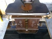 Wood/solid fuel /Stove/boiler /1930s rare