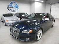2010 Audi S5 V8 PANO ROOF! 74KM FINANCING AVAILABLE!