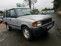 1997 LANDROVER DISCOVERY 300TDI AUTO PX SWAP WELCOME