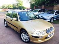 Rover 25...1.4 petrol one owner good runner cheap motor 495