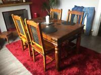 New & used dining tables & chairs for sale in East Ayrshire Gumtree