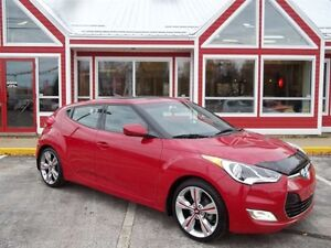 2013 Hyundai Veloster PANORAMIC SUNROOF!! HEATED LEATHER!! BACK