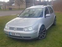 Volkswagen Golf gt tdi 150pd 2001 6speed gearbox 5 doors
