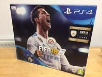 PS4 Slim 1TB FIFA 18 Bundle