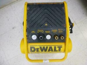 Dewalt Two Gallon Air Compressor - We Buy and Sell Contractor Equipment - 1612 - CH415405