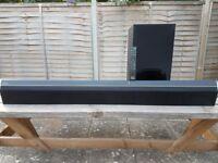 Sony 2.1 Sound Bar/Wireless Subwoofer