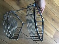 Price reduced: corner shower basket (Roman RSB05), as new, never used. Pick up from E3 or SE1