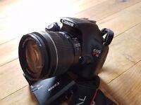 Canon EOS Rebel T3, 12.2MP Digital SLR £180 ONO