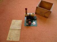 Bowman pre war 140 steam engine