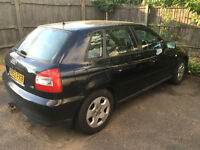 2002 Audi A3 5-door. Spares or.... spares really.