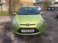 Ford Fiesta (2009)hatchback 5drs petrol manual