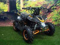 50 CC KIDS QUAD BIKE ELECTRIC START FULLY SPEED RESTRICT-ABLE