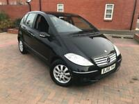 2006/56 MERCEDES A180 CDI AUTOMATIC DIESEL SERVICE HISTORY spares or repairs
