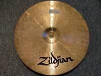 "Zildjian crash cymbal 16"" ZBT"