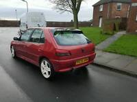Peugeot 306 diesel for swap