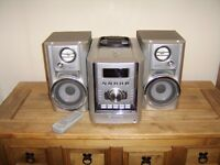 ** Excellent Condition Sony Micro-System CMT HP7 **