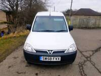 NO VAT. Vauxhall Combo 1700 CDTI, 2 Owners From New, 57,000 Miles, MOT 5/10/18, TEL-07477651115