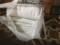 Bath towels - surplus to requirements