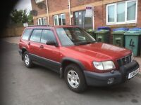 Subaru Forester low miles