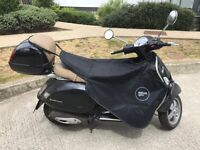 PIAGGIO VESPA 125CC 2004 Black (Facelift/New Model)