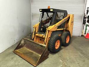 Case 40XT Canopy Skid Steer Loader -396 Welshpool Canning Area Preview