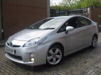 TOYOTA PRIUS T SPIRIT HYBRID ELECTRIC NEW SHAPE #### PCO UBER ACCEPTED #### 5 DOOR HATCHBACK