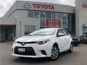 2016 Toyota Corolla LE|NEW TIRES|TCUV