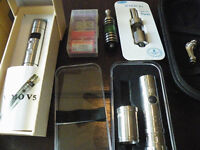Electric Ecig bundle used but like new, loads of them, mostly boxed, all work, cant picture all