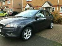 2010 Ford Focus 1.6 Automatic 5dr Gary Low Mileage