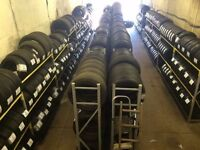OVER 3000 P/WORNTYRES UNDER 1 ROOF FOR ALL CARS VANS 4x4s *TEXT SIZE 4 PRICE & AV* punct £8 taxis £5