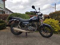125 Motorbike Motorcycle ZSB