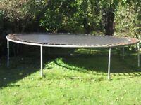 TP circular trampoline 13 foot