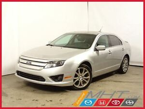 2012 Ford Fusion SEL AWD  /  BLUETOOTH /  TOIT / CRUISE / A/C