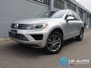 2015 Volkswagen Touareg 3.6L Highline! No Accidents! Easy Approv
