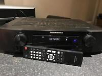Marantz NR1504 AV amp with AirPlay