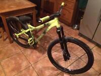 Specialized P2 Jump bike single speed bmx