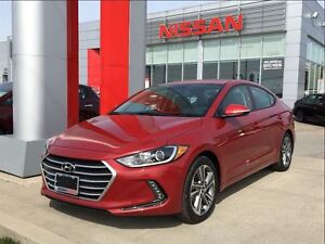2017 Hyundai Elantra GLS, heated seats/steering wheel