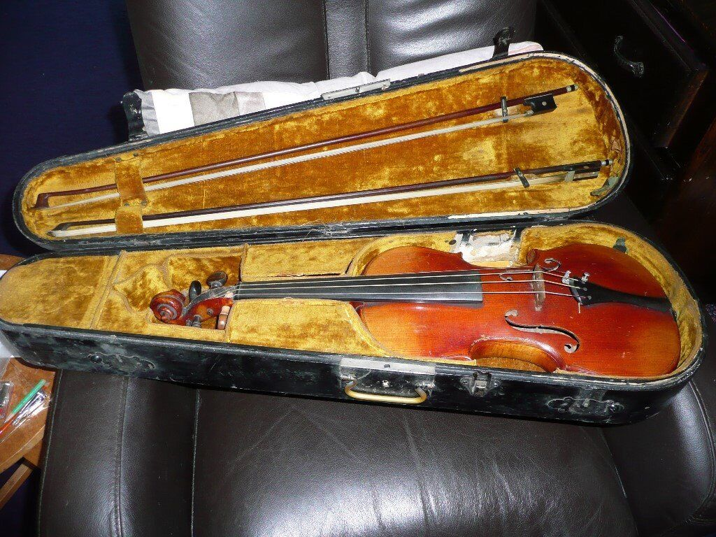 OLD RUSSIAN VIOLIN | in Stoke-on-Trent, Staffordshire | Gumtree