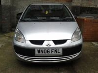 Mitsubishi COLT 2006 Silver Just Serviced