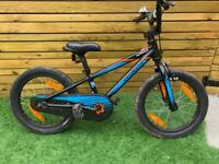 "Specialized hotrock 16"" child's bike £60"