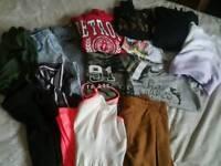 Girls clothes bundles aged 10/11yrs