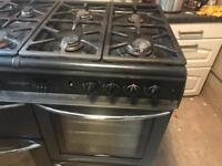 Belling county country 8 burner oven with grill