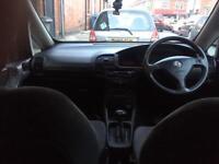 Vauxhall zafira 2002 automatic