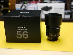 Fujifilm 56mm f1.2 R ( Used ) Fujinon.  ID 555