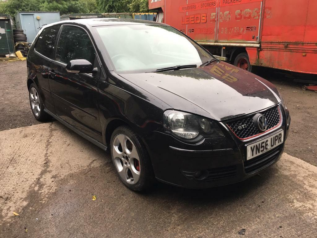 2006 vw polo gti 1 8t gti 150bhp petrol cheap car bargain in huddersfield west yorkshire. Black Bedroom Furniture Sets. Home Design Ideas